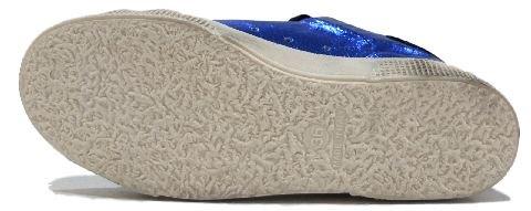 Golden Goose Baskets Pour Femme Bleu Bleu