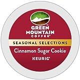 Green Mountain Coffee Cinnamon Sugar Cookie K-Cup (24 Count)
