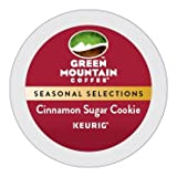 Green Mountain Coffee Cinnamon Sugar Cookie K-Cup (24 Count)