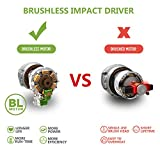 Enegitech 18V Cordless Impact Driver