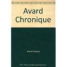 Avard chronique