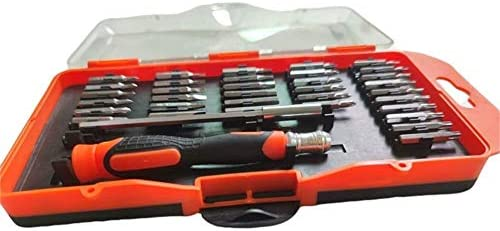 36pc Screwdriver Set Multifunctional Convenient Screwdriver for Electronics Household DIY Repair Ergonomic