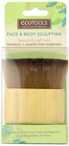 EcoTools Face and Body Sculpting Brush, 3.73 Ounce