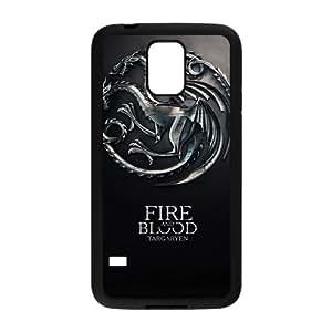 fire adn blood targaryen Phone Case for Samsung Galaxy S5 Case