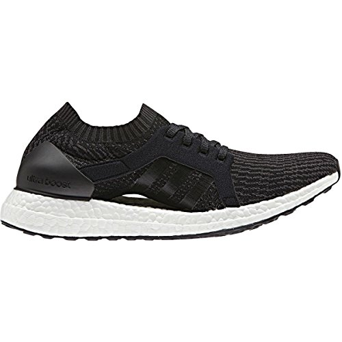 Adidas Performance Women's Ultraboost X Running Shoe, Black/Dark Grey Heather/Onix, 9 M US