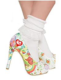 Iron Fist Womens Spring Fling Care Bear Platform Shoes