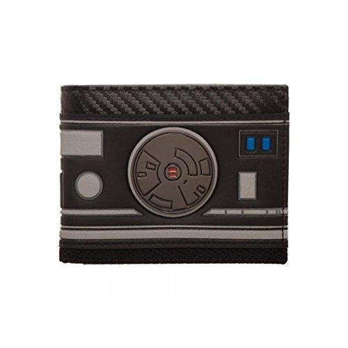 Star Wars Episode 8 BB Unit Bi-Fold Wallet w/Gift Box by Superheroes - 1 Episode Bananya