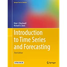 Introduction to Time Series and Forecasting (Springer Texts in Statistics) (English Edition)