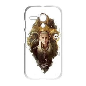 Motorola Moto G Phone Case White The Hobbit BWI1851614