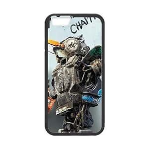 iPhone6 Plus 5.5 inch Phone Case Black Chappie VMN8160686