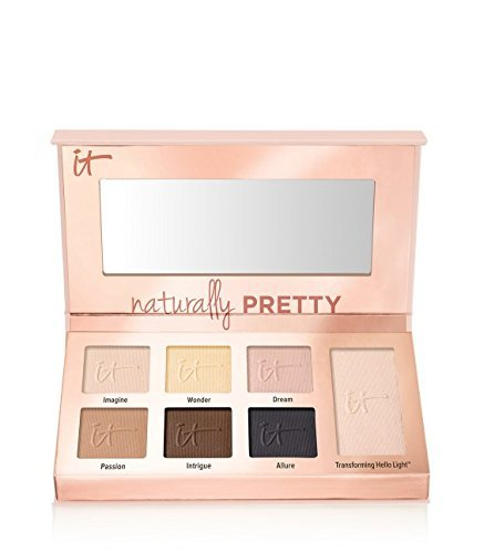 it Cosmetics Naturally Pretty Essentials Matte Luxe Transforming Eyeshadow Palette by it - Desert Mall Palm Shopping