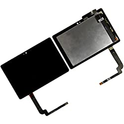 Skiliwah LCD Display Touch Digitizer Screen Assembly for HDX 7 Inch Black
