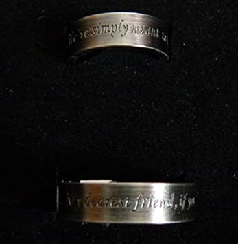 nightmare before christmas wedding rings - Nightmare Before Christmas Wedding Rings