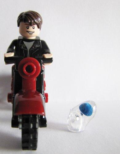 Buy lego red skull minifigure
