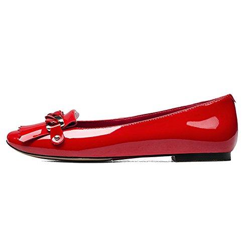 Nine SevenFlats - Ballet mujer Red