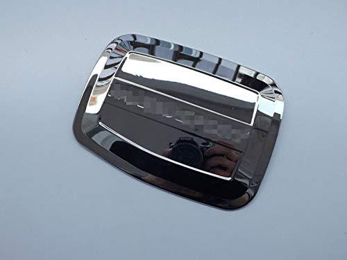 1pcs Car Styling for Mitsubishi Pajero Sport II 2008 2014 Fuel Oil Gas Tank Cap Trim Decoration Car Stickers Auto Accessories