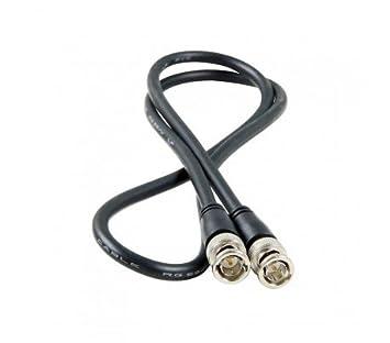Hyundai – Cable coaxial con Conectores BNC 50 cm – câble-bnc-a-
