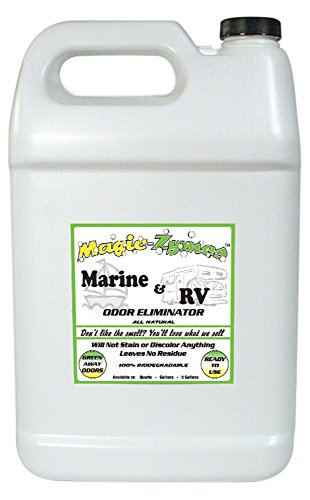 Magic-Zymes Marine & RV All Natural Odor Remover 1 Gallon Bottle