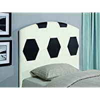 Coaster Home Furnishings 460168 Casual Twin Headboard, White