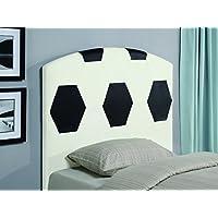 Coaster Home Furnishings 460168 Casual Twin Headboard, White