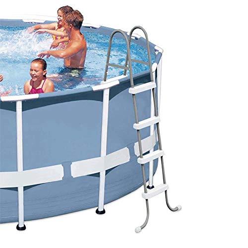 Intex 28066E Steel Frame Swimming Pool Ladder 48