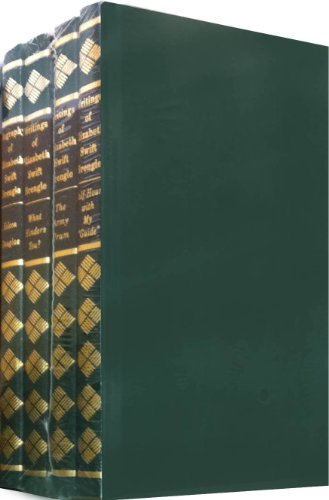 Four Volume Set of Writings of Elizabeth Swift Brengle: What Hinders You?; the Army Drum; Half-hours with My Guide; Biography of Elizabeth Swift Brengle