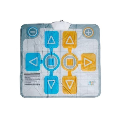 - Fish Eyes Double Person Dance Mat for Wii Games for Nintendo Wii