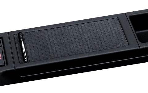 Bmw centre armrest tray storage roller cover black 51 16 7 043 093 car motorbike - Console centrale bmw e46 ...