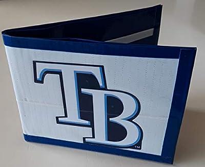 Tampa Bay Rays MLB Baseball Bi-Fold Duct Tape Wallet