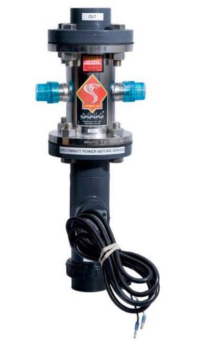 Viper 400 Watt Unit, 2'', Stainless Steel, With Flow Switch, 220V/60Hz