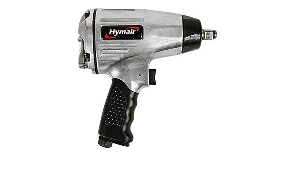 Hymair Pistola de impacto neumática 1/2