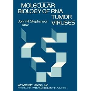 Molecular Biology of Ribonucleic Acid Tumour Viruses John R. Stephenson