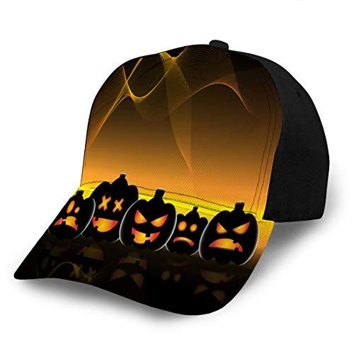 avbvoxy Adjustable Baseball Cap Hats 31 October Halloween Design for Men