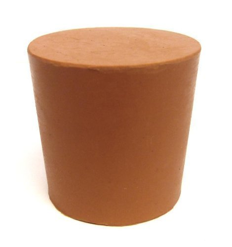 RUBBER BUNG/STOPPER NO.35 (35MM X 40.5MM X 38.5MM) King Scientific