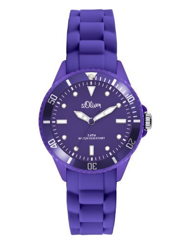 s.Oliver Unisex Watches SO-2310-PQ