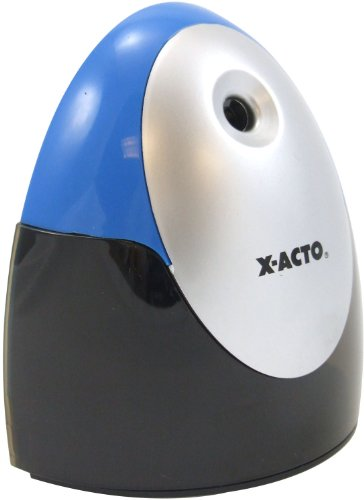 X-ACTO Battery Pencil Sharpener, Assorted (16774)