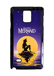 Engood Design The Little Mermaid 1989 Case Durable Unique Design Hard Back Case Cover For Samsung Galaxy Note 4 New