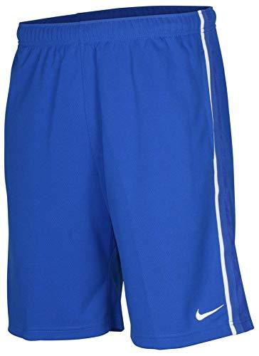 Nike Men's Short Epic Knit Training Short (Game Royal/White/White, ()