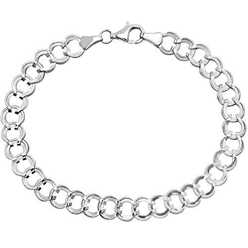 Citerna - Bracelet - Or blanc - 19.5 cm - BT 1521W