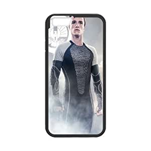 The Hunger Games Catching Fire Peeta iPhone 6 4.7 Inch Cell Phone Case Black Protect your phone BVS_562380