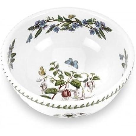 Portmeirion Botanic Garden Salad Bowl Assorted Motifs