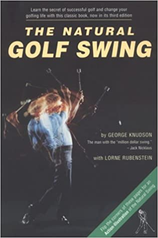 Book Natural Golf Swing