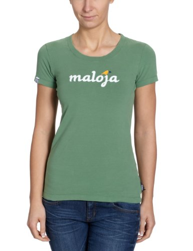 Maloja EdelgardM. T-shirt pour femme Vert vert sapin xs