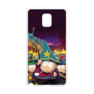 South Park Samsung Galaxy Note 4 Cell Phone Case White I0471030