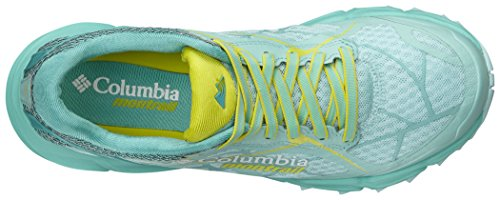 Columbia Caldorado II Women's Zapatilla De Correr Para Tierra - SS17 Azul