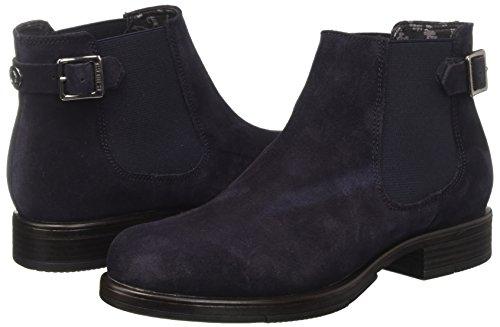 polo Dkbl Women's Blue Sharyn Chelsea s dark Boots Suede U Assn 5HRSWvn