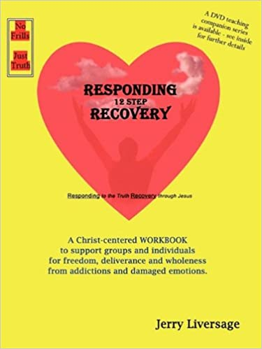 Book Responding 12-Step Recovery