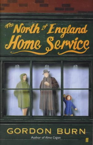 book cover of The North of England Home Service