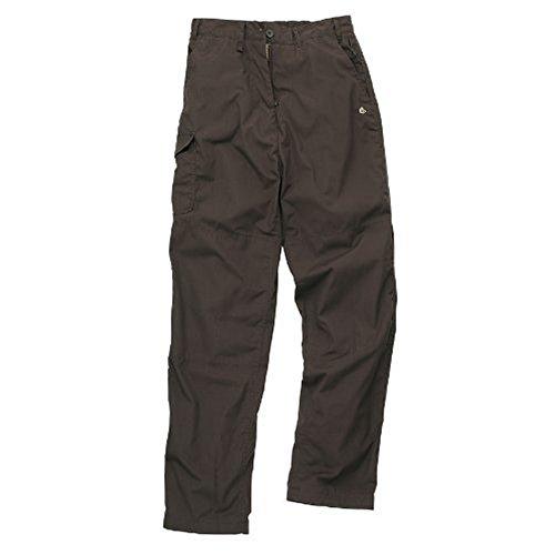 Craghoppers Kiwi - Pantalón de invierno con forro para mujer Azul oscuro