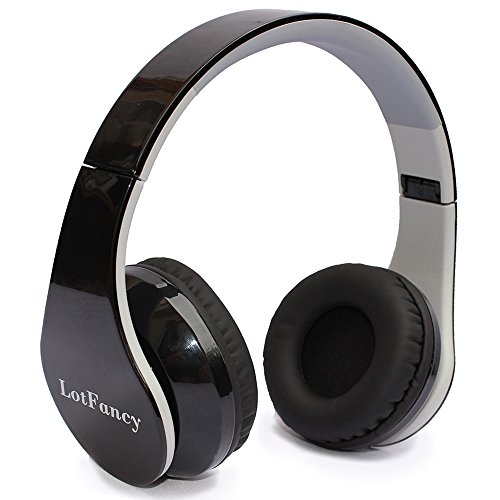 LotFancy Wireless Bluetooth Headphones Computer